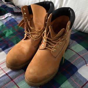 Timberlands used